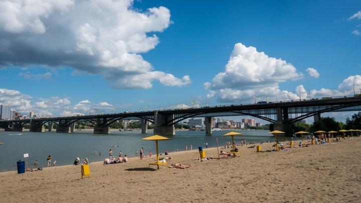 Гостиница, бассейны и яхт-клуб: что может появиться на пляже «Наутилус» в Новосибирске