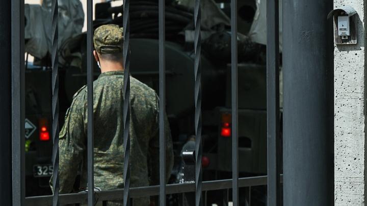Военные подтвердили гибель срочника в Свободном