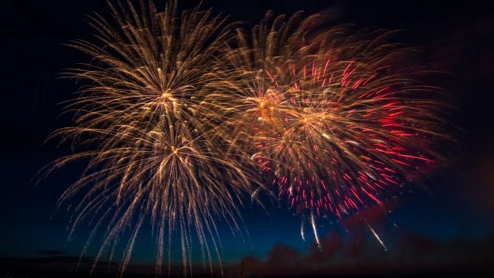 Стало известно время начала праздничного фейерверка в Самаре