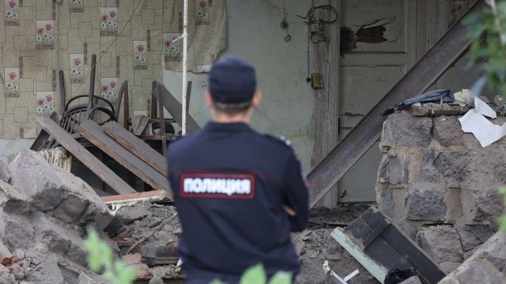 Эксперты рекомендовали прекратить капремонт обрушившегося дома в Челябинске и признать его аварийным