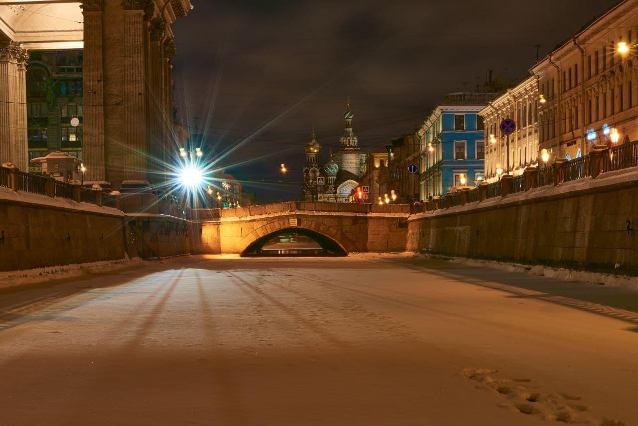 Февраль 2021 года, Петербург