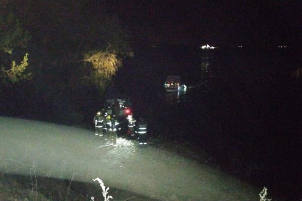 Сухогруз был на реке Сок, когда загорелся