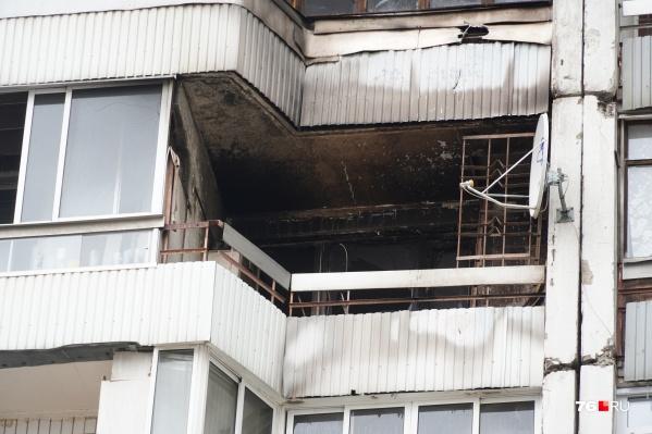 Жители многоэтажки были в шоке
