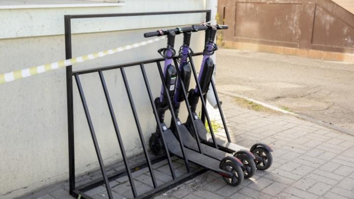 Не оставлять на газонах и остановках: власти Ярославля прописали правила для самокатов и велосипедов