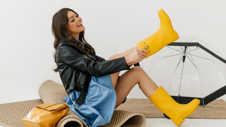 В магазинах обуви представили яркую коллекцию весенних трендов от1599рублей