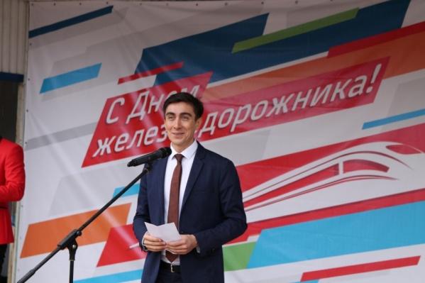 Теперь чиновник будет работать в Москве