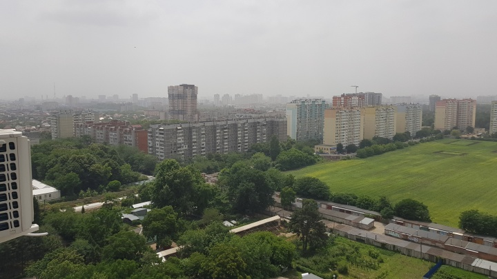 На Кубани последний день августа будет дождливым