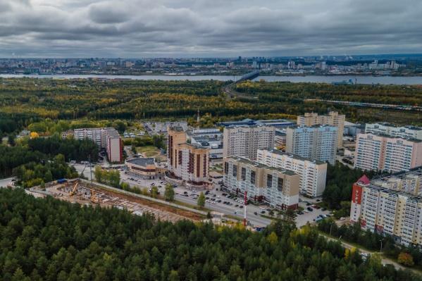 Дом по ул. Докучаева, 23 возводят по новой европейской технологии