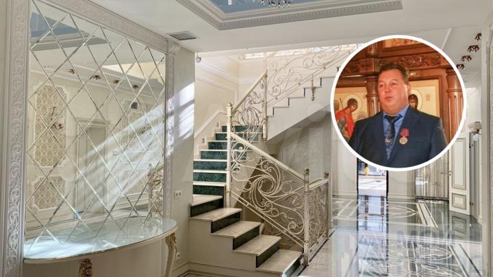 Самый дорогой дом в Кемерово— кому он принадлежит? Раскрываем имя владельца коттеджа за 100млн