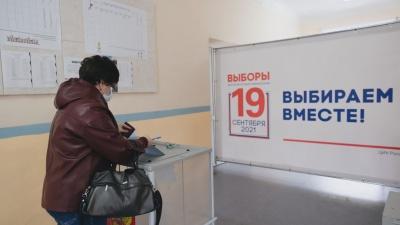 В Челябинске из-за нарушений на избирательном участке аннулировали больше тысячи бюллетеней