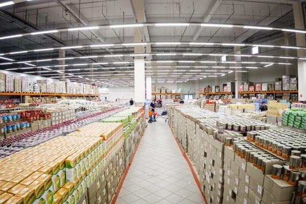 Заказывайте всё необходимое на сайте и забирайте готовый набор продуктов в магазине в удобное время