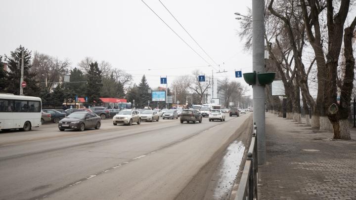 Перекроют Оганова и полосу на Ворошиловском. По каким еще улицам Ростова вы не сможете проехать?