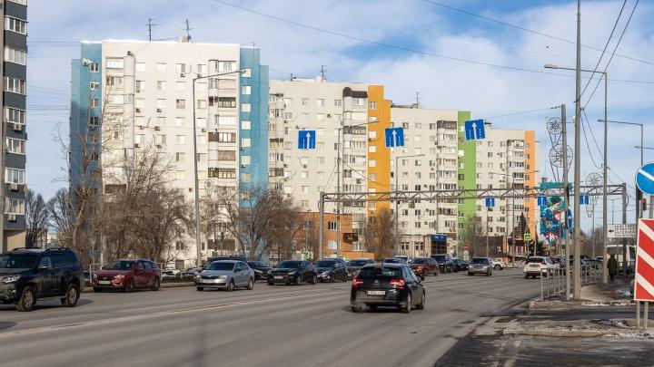 В депграде рассказали, когда начнутся работы по продлению XXII Партсъезда от Московского шоссе