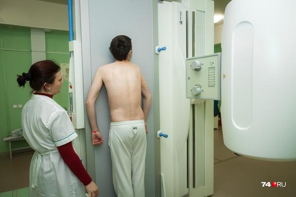 Обследование направлено на выявление проблем с сердечно-сосудистой и дыхательной системами