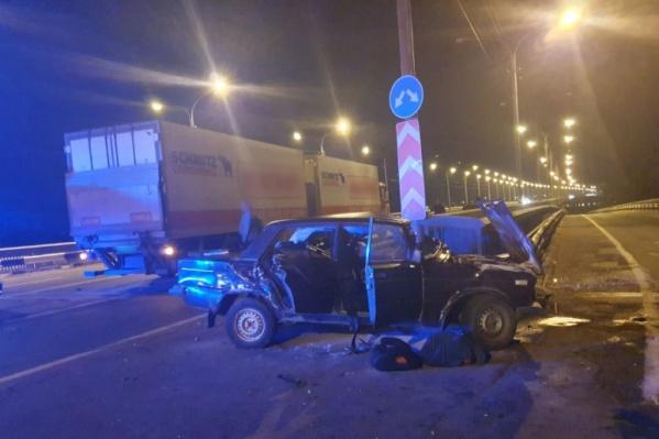 Женщина скончалась в машине скорой помощи