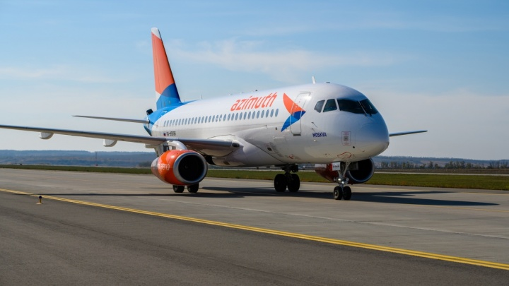 «Азимут» открыл прямой рейс из Ростова на болгарский курорт