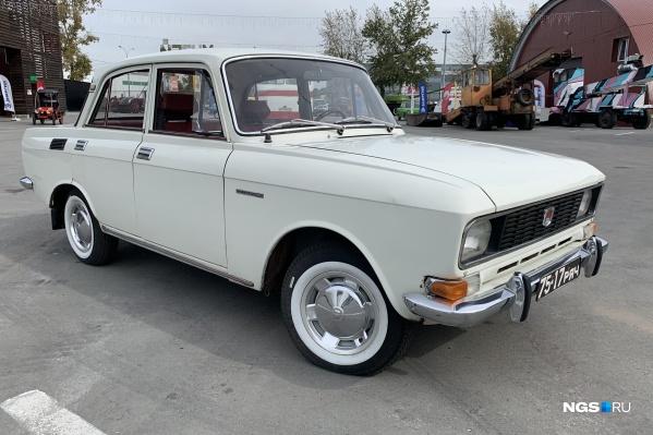 «Москвич 2138» выпускался всего шесть лет