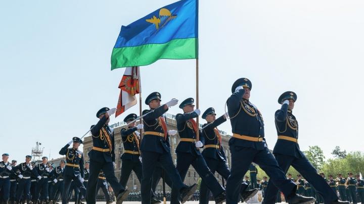В Волгограде из-за катастрофы на Ставрополье перенесли репетицию парада