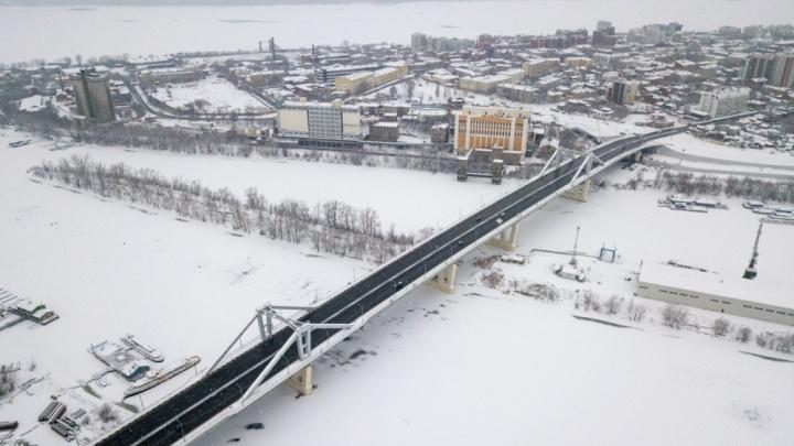 В Самаре соединят Фрунзенский и Старый мосты