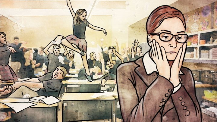 «Что меня бесит»: учитель — о том, как скандалят родители и из-за чего школу называют дурдомом на выезде