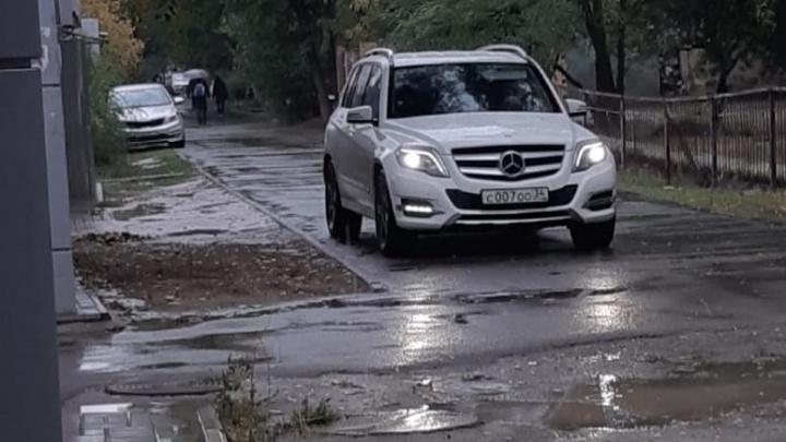Щас как дам больно: автохамы Волгограда угрожают горожанам физической расправой