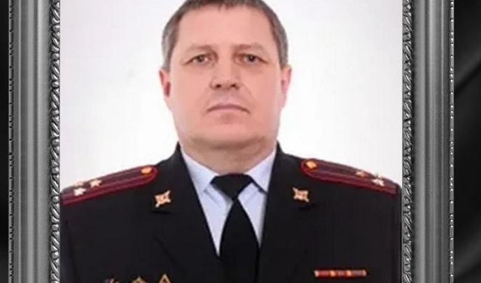 Умер бывший начальник самарских участковых уполномоченных полиции