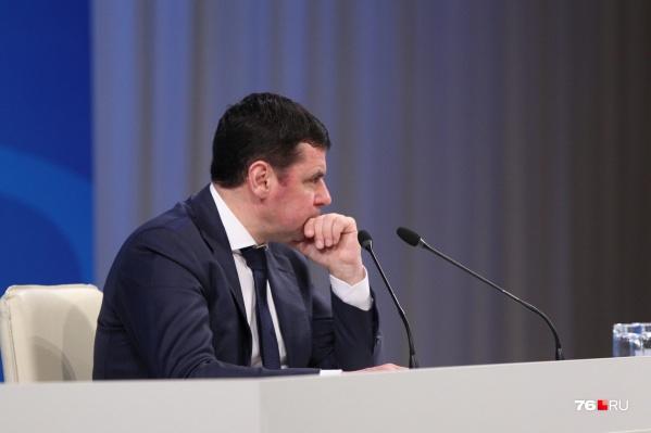 Дмитрий Миронов переезжает в Москву. Он будет работать помощником президента