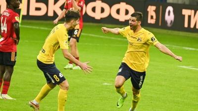 «Ростов» разгромил «Арсенал» и покинул зону вылета
