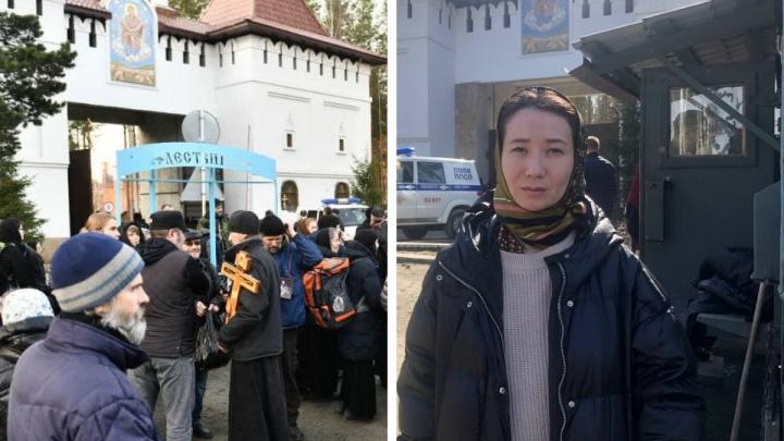 «Отец Сергий платил епархии по 20 миллионов». Жена Дмитрия Соколова — о штурме монастыря и письмах из СИЗО