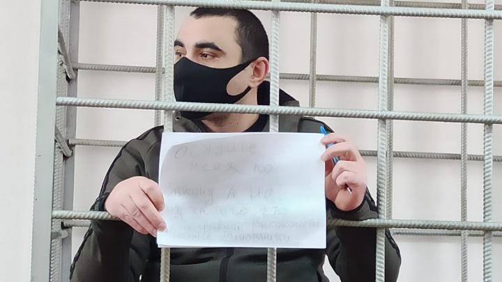 «Он перестал быть опасным для общества»: Арсен Мелконян в очередной раз попросился на свободу