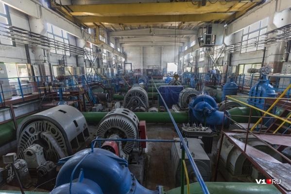 Из-за перебоев с электричеством остановились насосы на Кировских очистных