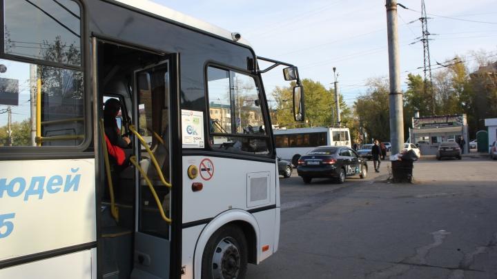 В Омске еще у двух автобусов появились новые конечные остановки