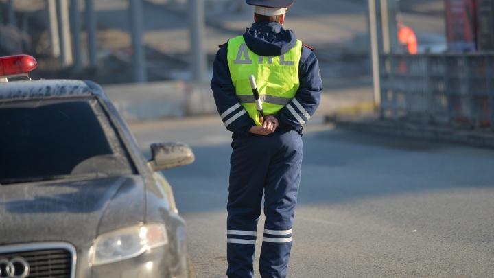 Выехал на встречку: на Урале пьяный подполковник полиции устроил аварию на служебном авто