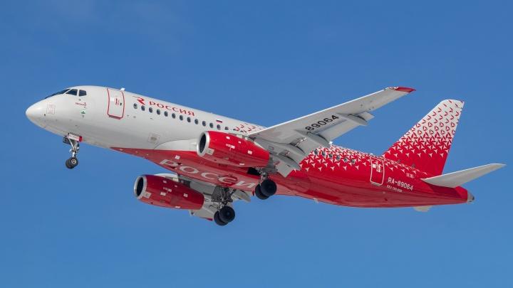 Авиакомпания «Россия» запустила прямой рейс из Нижневартовска в Санкт-Петербург