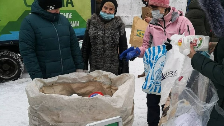 Из-за митингов в Ярославле перенесли акцию посбору мусора