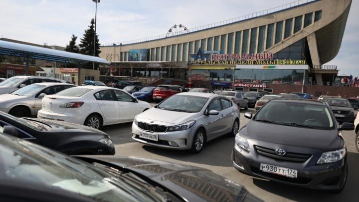 Челябинцев попросили поделиться идеями для обустройства площадей бывшего автовокзала. Давайте поможем мэрии
