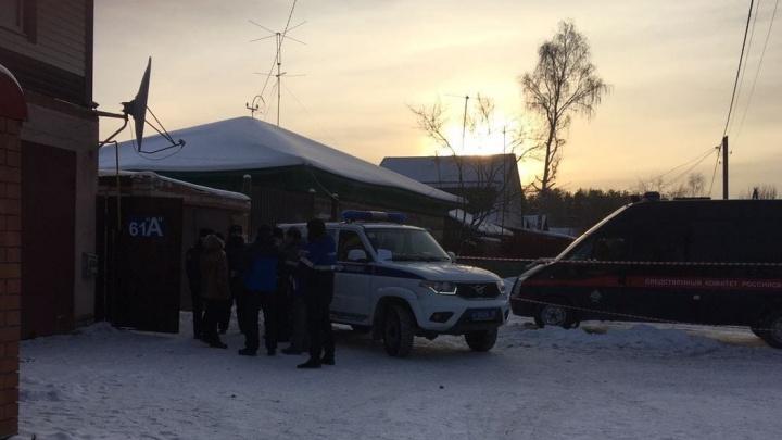 Хозяйку дома престарелых в Боровском, в котором погибли семь постояльцев, отправили в СИЗО до весны