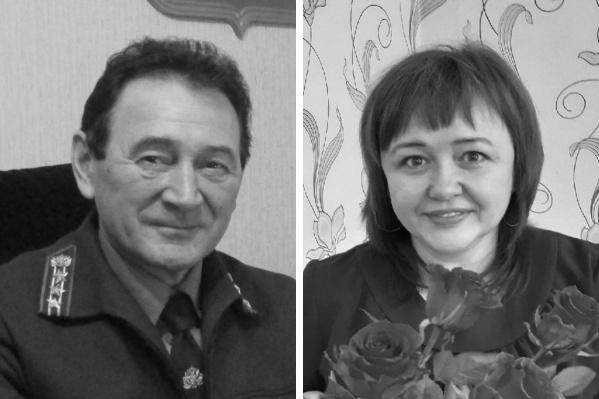 В ДТП погибли супруги Юнир и Татьяна Ишсарины