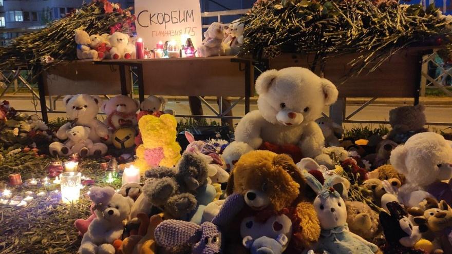 Кровавая бойня в Казани: «Двое выпрыгнули из окна, а третий не успел, раздался выстрел»