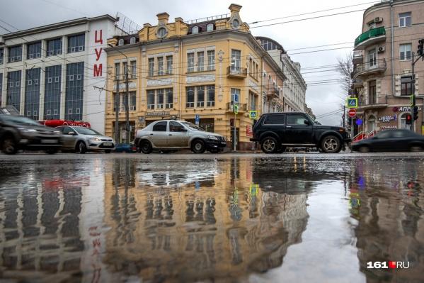 В Ростове в начале недели будут идти дожди, но затем воздух прогреется до 29 градусов