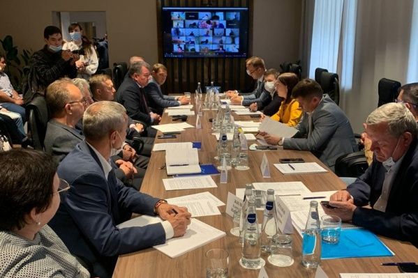 Решение приняли на заседании Союза промышленников региона