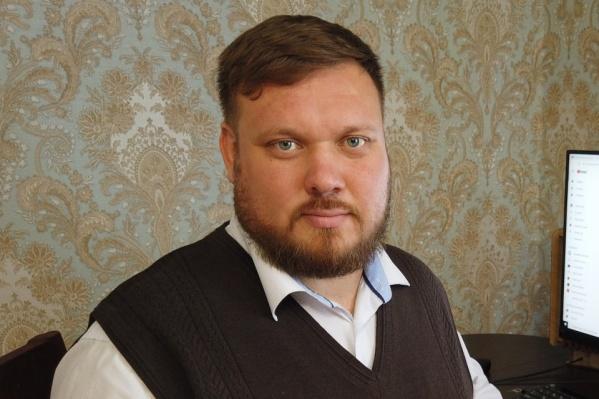 Николай тяжело болел коронавирусом и загремел в ковид-госпиталь