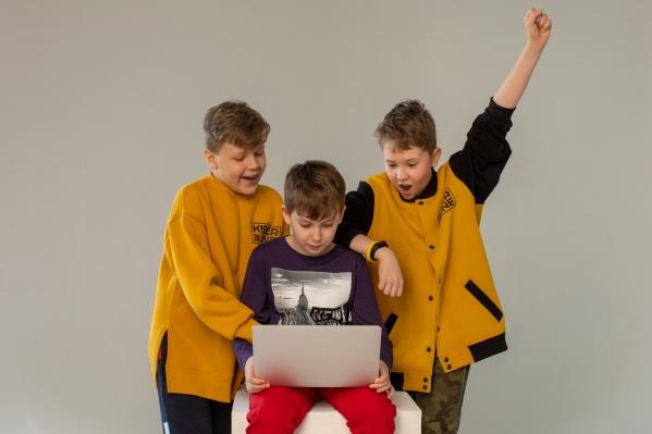 ВKIBERone развивают цифровые навыки, учатобщаться со сверстниками и работать на результат