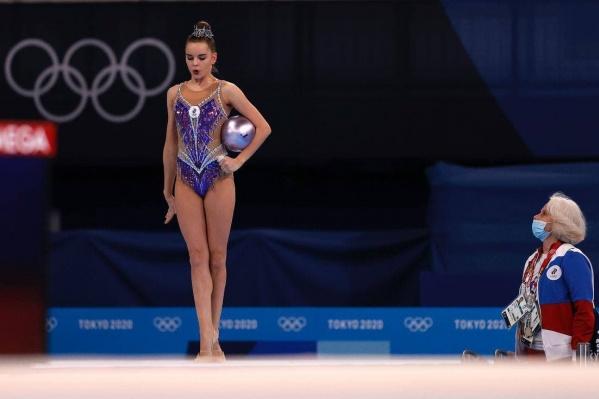 Второе место Дины Авериной стало самой обсуждаемой новостью Олимпиады сегодня
