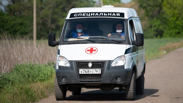 Власти рассказали о состоянии пострадавших при аварии на водоканале Таганрога