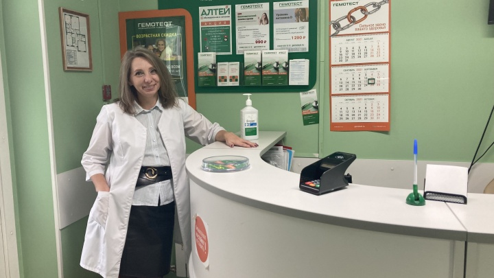 «4 месяца до точки безубыточности»: сибирячка открыла отделение «Гемотеста» по франшизе на месте магазина