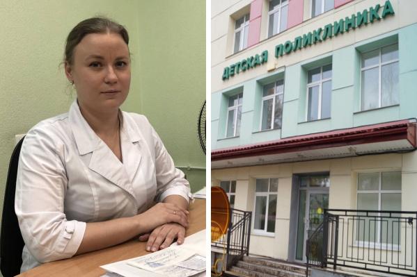 Заведует эпилептологическим центром врач-невролог Наталья Конева