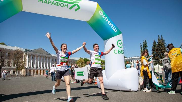 Во Всемирный день окружающей среды в Ярославле прошел Зеленый марафон