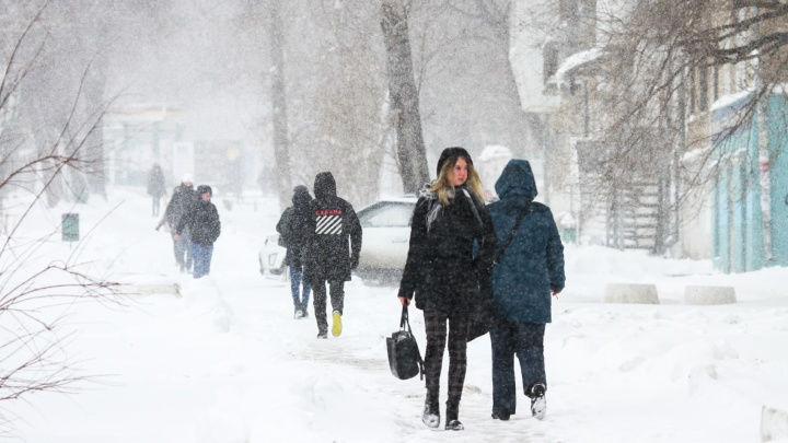 Синоптики объявили штормовое предупреждение в Самарской области