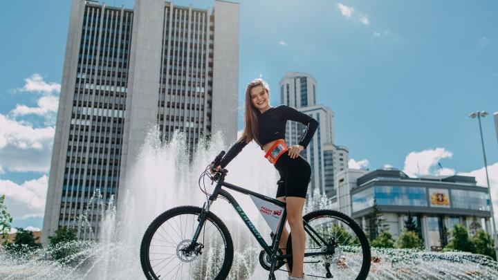 В прямом эфире «Радио ENERGY» назовут коды от замков скоростных велосипедов
